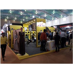 Corporate Exhibition Stall Design Services