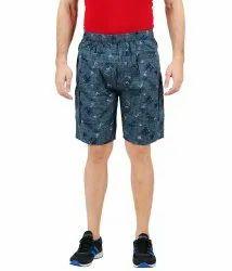 Cotton Lycra Mens Printed Boxer Shorts, Two
