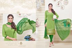 Printed Stylish Fancy Salwar Kameez Dress Material
