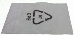Plastic CPE Polybag, For Mobiles