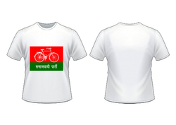 Samajwadi Party T Shirt for Election