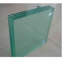Rectangular Bending Toughened Glass, Thickness: 10.0 mm