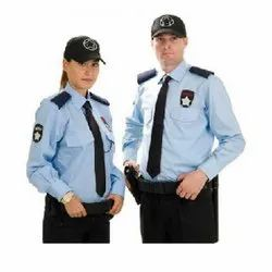 Cotton Security Uniforms