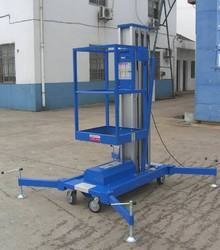 Aerial Type Single Mast Platform lift