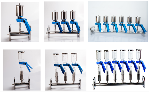 Manifolds Vacuum Filtration, Research Lab Equipments