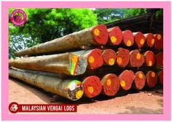 Malaysian Vengai Wood Logs