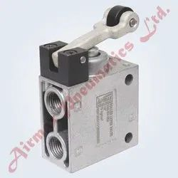 3/2 Way Poppet Type Roller Valve