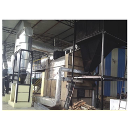 PET Coke Fired Steam Boiler