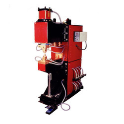 Press Type Pneumatic Spot Projection Welders