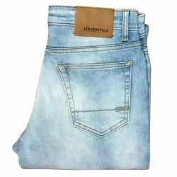 Party Wear Mens Stretchable Denim Jeans