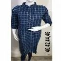 Denim Print Cotton Kurtis