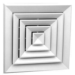 Aluminum Square Diffuser