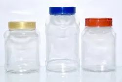 Pet Jars In Different Sizes