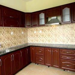 Designer Modular Kitchen Wardrobe