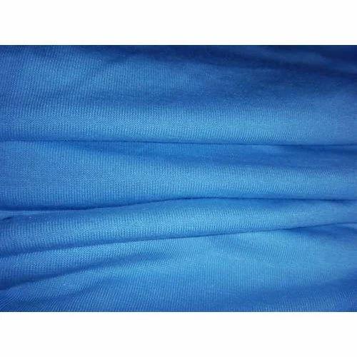 29b800ed377 Plain Cotton Single Jersey Fabric, GSM: 100-150 GSM, Rs 350 /meter ...