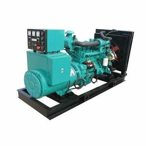Star Used Diesel Power Genset, Voltage: 230 to 415V
