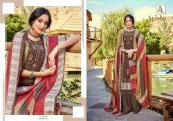 Aaisha By Alok Suit Pashmina Jacquard Salwar Kameez