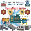 Fly Ash Block Making Machine