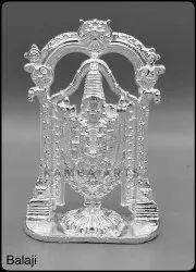 Silver Balaji Idol