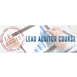 Lead Auditor Course Certification Service