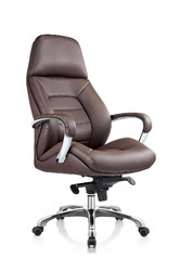 Buff Executive High Back Chair