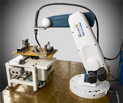 Stellite Welding Robot Arms and Systems