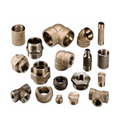 Copper Nickel Forged Fittings
