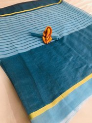 Rustam Poly Cotton Saree