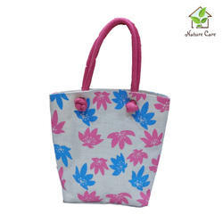 Jute Small Gift Bag