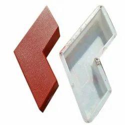 V Shape PVC Paver Mould