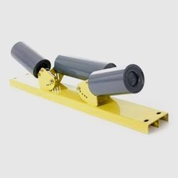 Diamond Industries Rubber Fixing Conveyor Roller