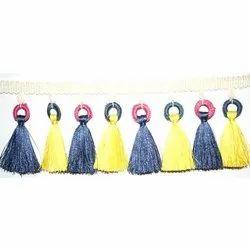Polyester Thread Fringe