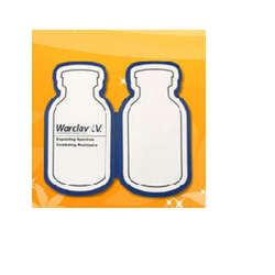 Bottle Shaped Cover Sheets