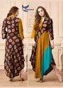 Ladies Fashionable Stitched Kurti