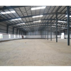 Steel Modular Factory Shed, Maharashtra