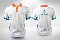Baba Uniform Casual Wear Polo T Shirts