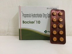 Propranolol 10mg Tablets