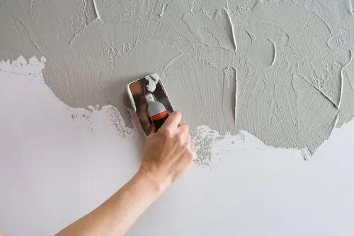 White Gypsum Wall Plaster, Grade Standard: Super Fine