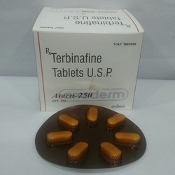 Terbinafine 250 mg Tablet