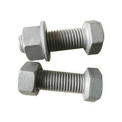 Hot Dip Galvanized Nut Bolt