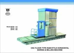 Horizontal CNC Boring Machine
