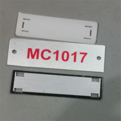 Printed Cable Tag