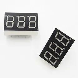 3 Digit 7 Segment Display 0.56 Inch