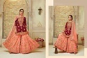 Dazzling Fox Georgette Embroidered Palazzo Salwar Kameez