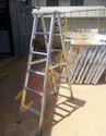 Double Sided Aluminium Ladders