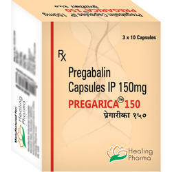 Pregabalin Capsules IP 150mg