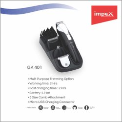 Super Grooming Kit - GK 401