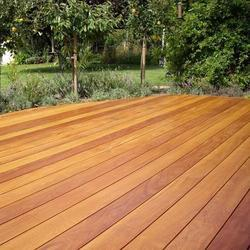 Pine Wood Decking Service