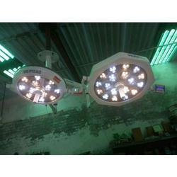 Double Dome Ceiling Operation Theater Lights