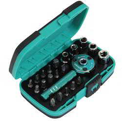 22pcs Palm Ratchet Wrench Tool Kit